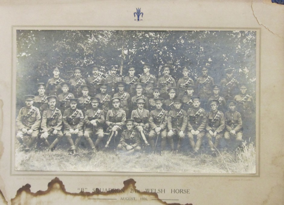 Frederick Davies - Frederick Davies back row 3rd from right