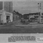 PH-O-5-53-6 - Where the Methodist Church stood - 1973