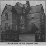 PH-O-5-57-4 - Holbache House - Oswestry School -