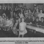 PH-O-5-57-8 - National School's party for Queens Coronation - 1953