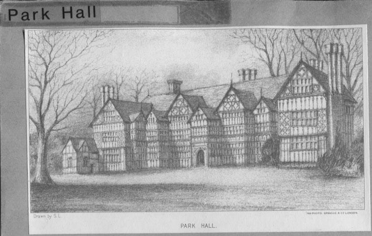 PH-P-2-6 Sketch of Park Hall