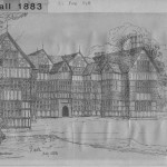 PH-P-2-7 - Park Hall sketch by Stanley Leighton - 1883