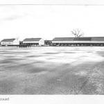 PH-P-30-2 - Park Hall Camp - Parade Ground 1973