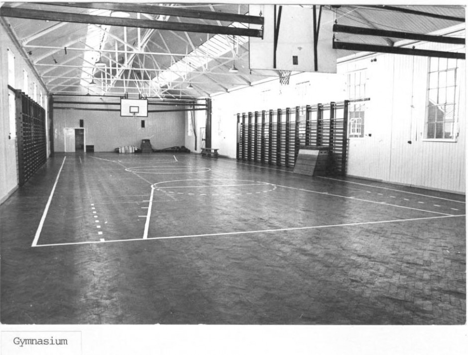PH-P-30-4  - Park Hall Camp - Gymnasium1973