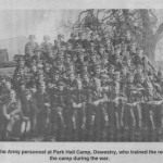 PH-P-30-8  - Army personnel who trained recruits during WW11
