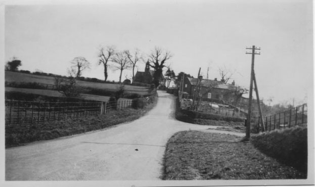 PH-S-2-11 - Rhewl-St Martin's Rd & Ebnal Church  19 Apr 1937