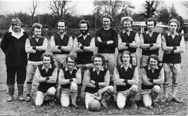 PH-S-2-8 - St Martin's Reserves FC, Nov 1973