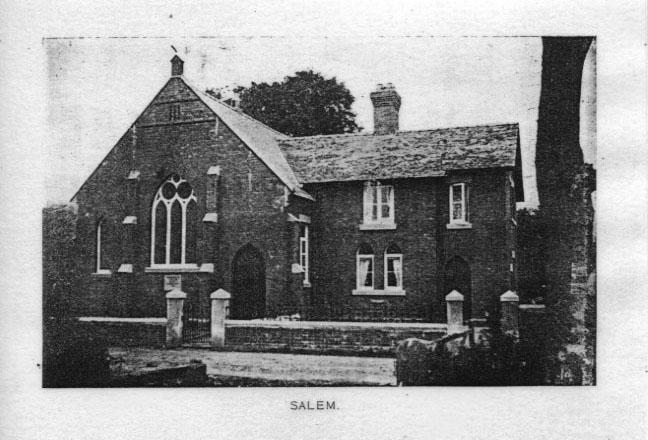 PH-S-5-1   Salem Methodist Chapel
