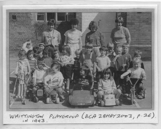 PH-W-20-15 - Whittington Playgroup - 1993