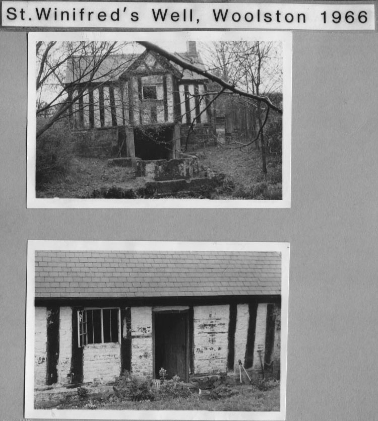 PH-W-31-1 - Views of St Winifred's Well, Woolston
