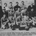 PH-W-39-4 - Weston Rhyn Chums FC  late 1920s