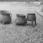 PH-W-83-3 - Civil War Cooking Pots at Woodhouse