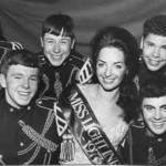 PR-T-16-1 - Rita Williams chosen as Miss Light Infantry 1973