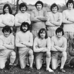 PR-W-6-1 - Frankton FC who played Llanymynech 5 Dec1973