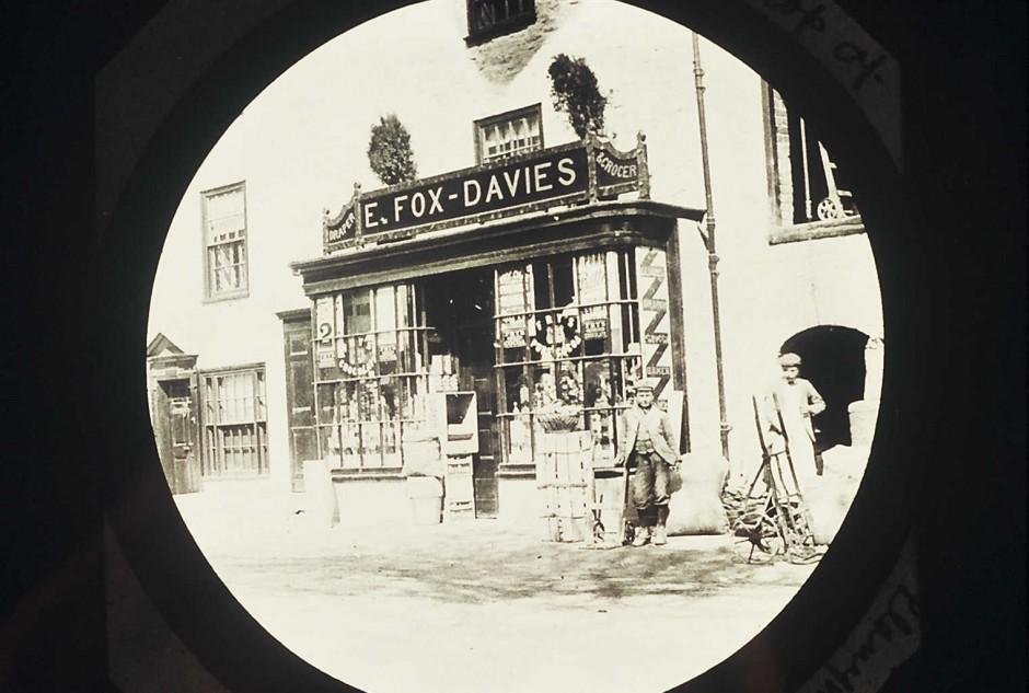 NM-L-19-22 - Fox-Davies Stores, Llanymynech