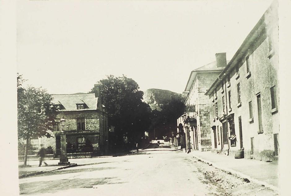 NM-L-19-29 - Llanymynech High Street