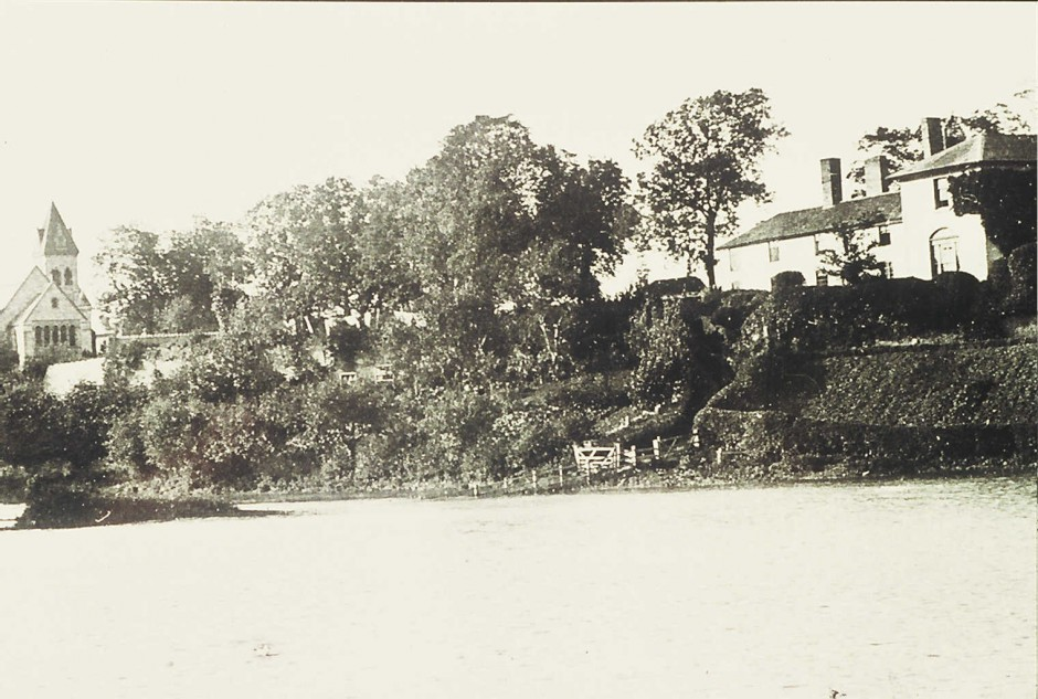 NM-L-19-40 - View of Llanymynech