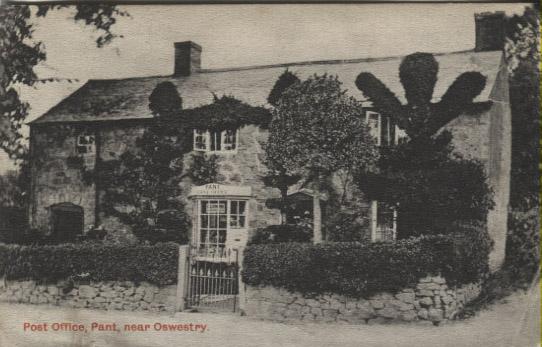 NM-P-1-12 - Pant Post Office 1909