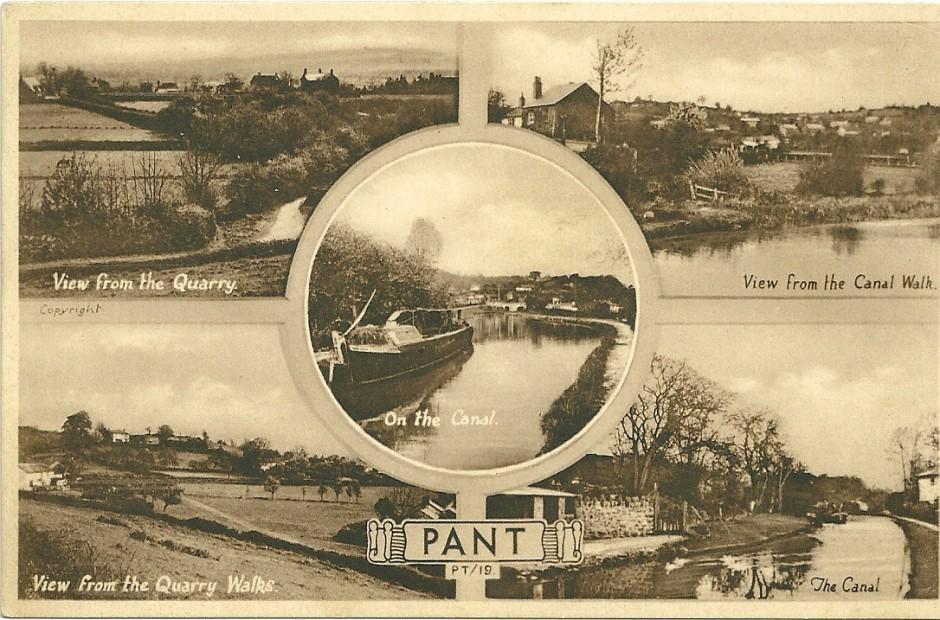 OSW-NM-8 - Postcard Views of Pant