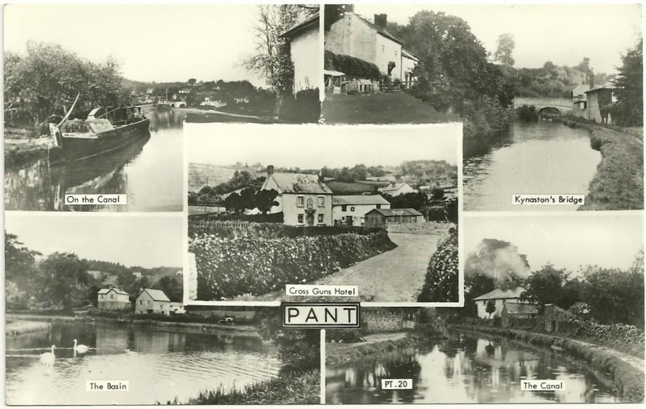OSW-NM-9 - Postcard Views of Pant