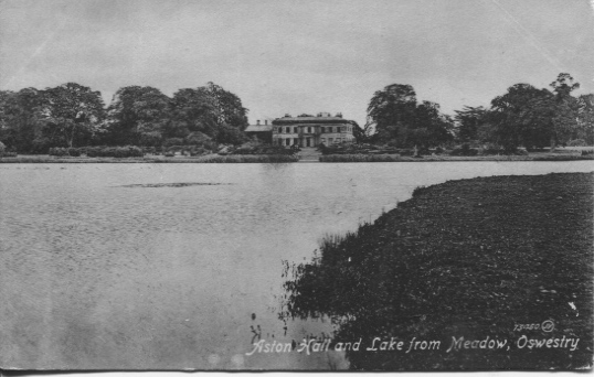 PC-A-1-4 - Aston Hall & Lake
