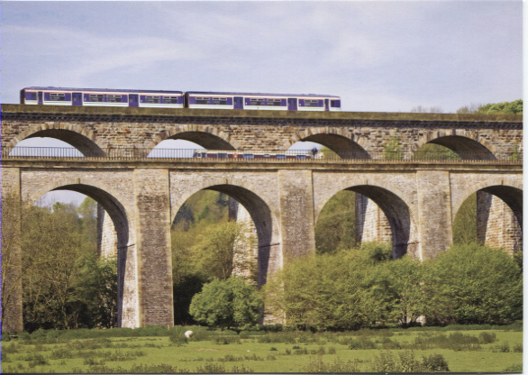 PC-C-14-31 -  Aquaduct & Railway Bridge