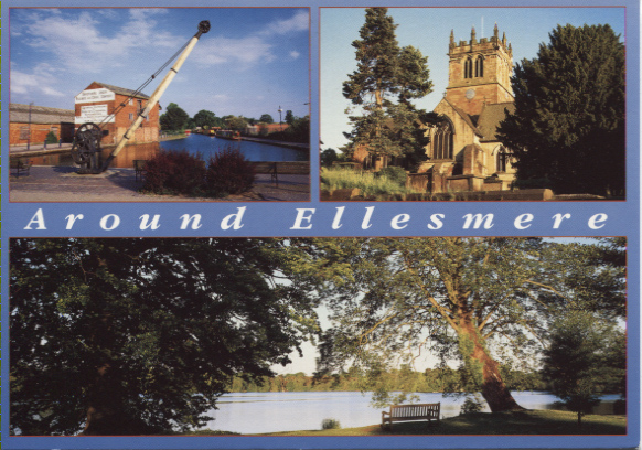 PC-E-8-20-23 - Views of Ellesmere 1990's