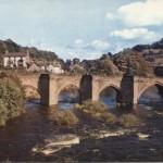 PC-L-38-6 - Llangollen Bridge & River Dee