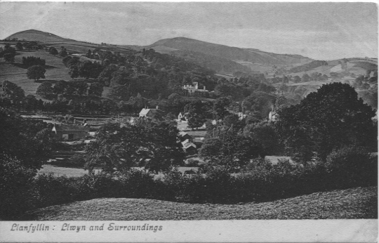 PC-L-39-12 - Llwyn and Surroundings