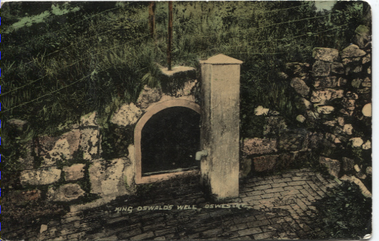 PC-O-5-79-2 - King Oswalds Well - 3 October c1900