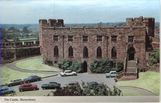 PC-S&B-56-14 - Shrewsbury Castle