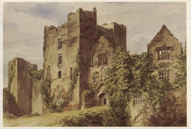 PC-S&B-56-15 - Ludlow Castle