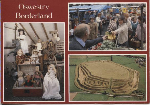 PC-S&B-56-26 - Views of Oswestry Borderland