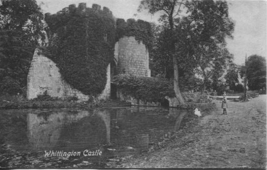 PC-W-20-19 - Whittington Castle