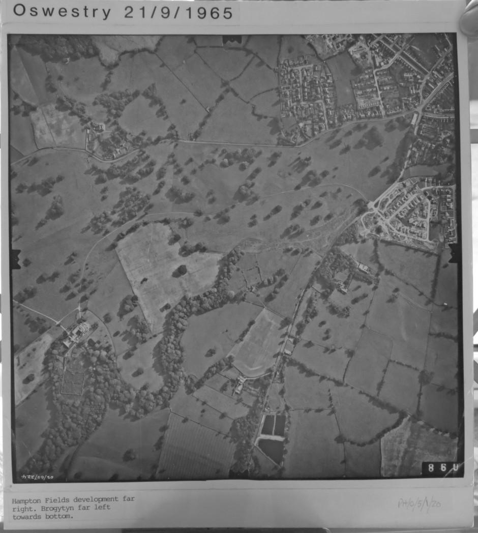 PH-O-5-1-20 - Hampton Fields & Brogyntyn - 1965