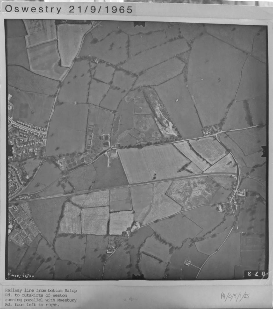 PH-O-5-1-25 - Salop Rd & Maesbury Rd - 1965
