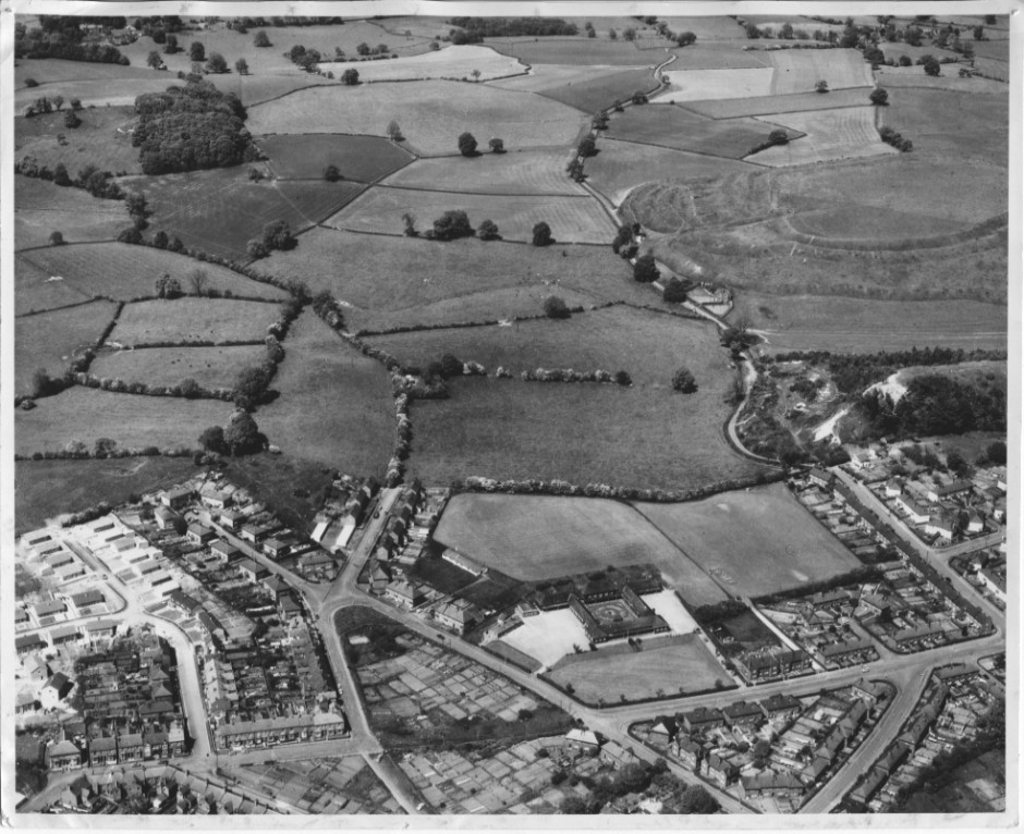 PH-O-5-1-27 - Woodside School & Estate - 1966