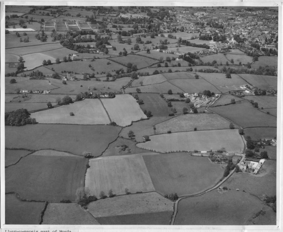 PH-O-5-1-31 - Llwyn-y-mapsis, Penylan Mill & waterworks - 1966