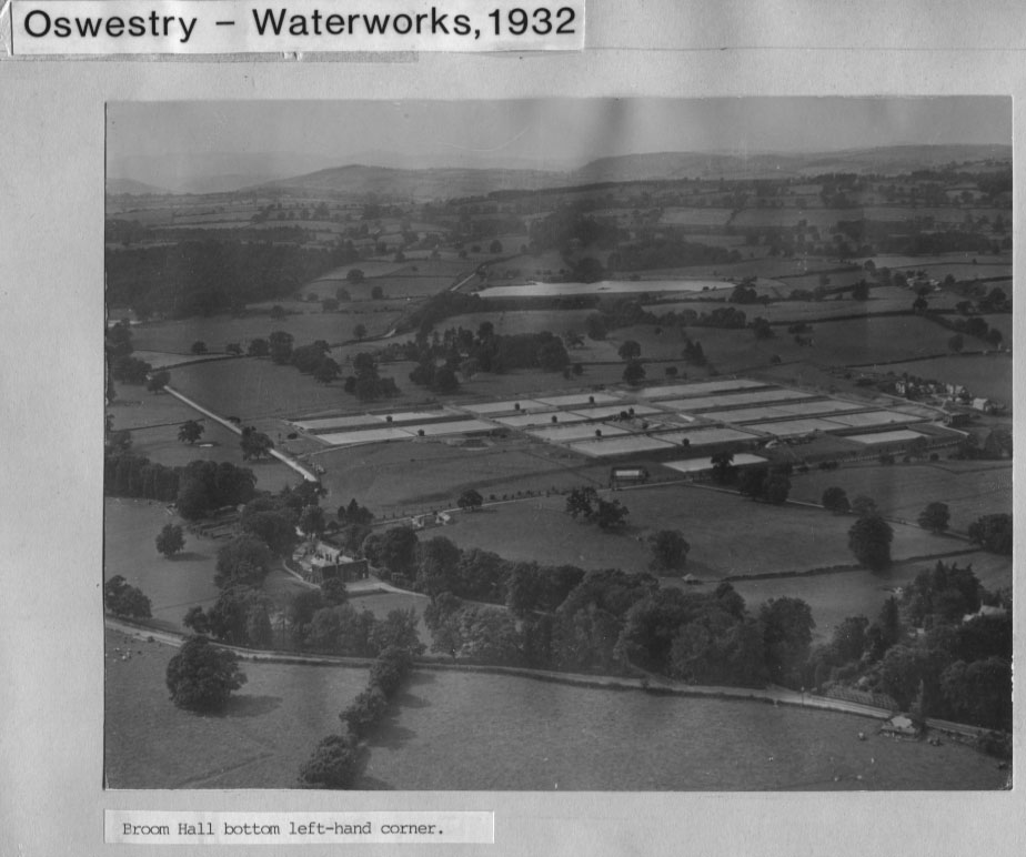 PH-O-5-1-6 - Waterworks & Broom Hall - 1932