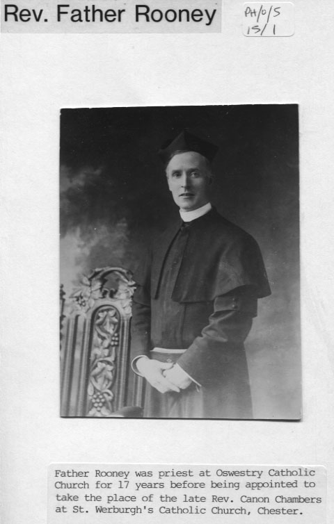 PH-O-5-15-1 - Father Rooney - Catholic Priest