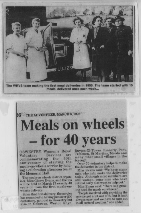 PH-O-5-15-121 - Meals on Wheels - 1955 - 1995
