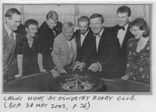 PH-O-5-15-127 - Casino Night at Rugby Club - 2003