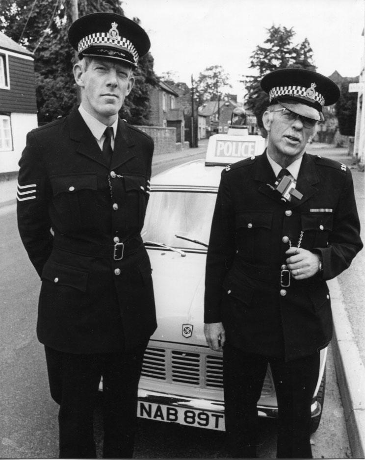PH-O-5-15-25 - Sgt Law & PC Hopley - 1979
