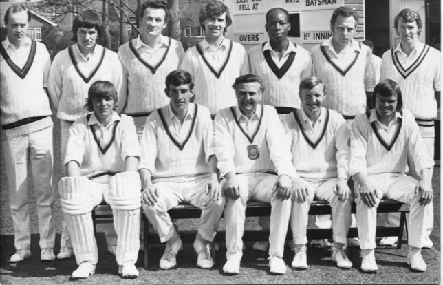PH-O-5-15-42 - Shropshire team v Worcestershire - 1973