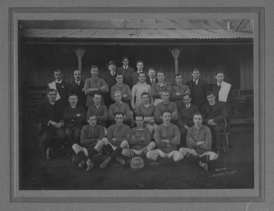 PH-O-5-15-72 - Trinity Guild Football Club 1919-20