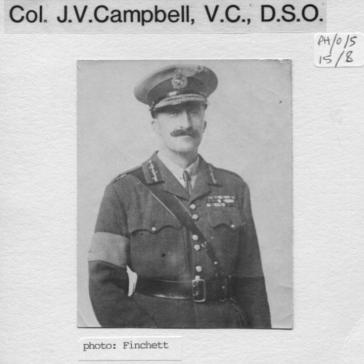 PH-O-5-15-8 - Col J V Campbell