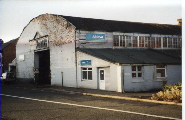 PH-O-5-59-6 - Arriva Midland North Depot - 2000