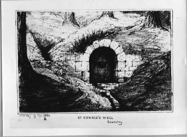 PH-O-5-79-1 - St Oswalds Well - 1880
