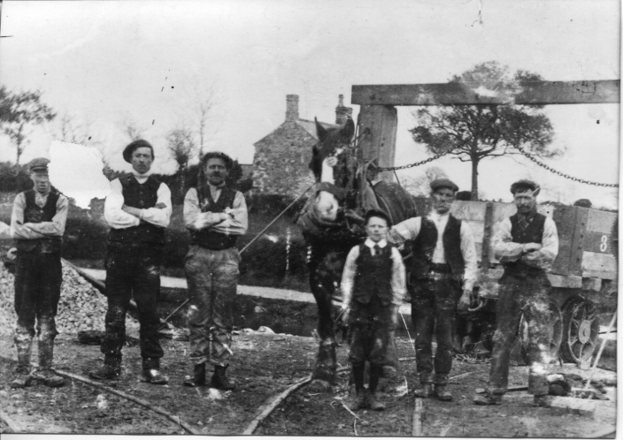 NM - Crickheath Wharf - early 1900's