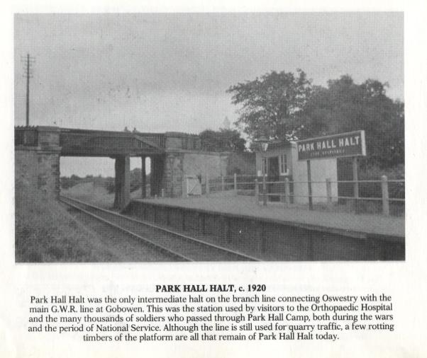 NM-P-30-15 - Park Hall Halt